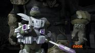 Mozar Behind Dimension X Donatello