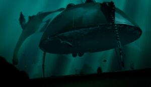 Kraang Underwater Base