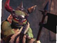 Raph the Dwarf Barbarian
