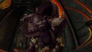 Armaggon Defeating Raphael