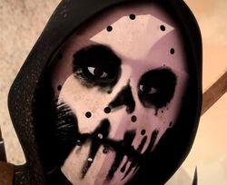 Casey's Hockey Mask