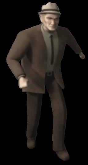 Jack J Kurtzman With Hat Profile