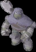Mystic Donatello Without Mask Profile