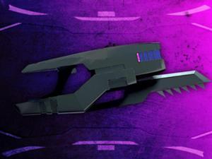 TMNT 2012 Laser Guns