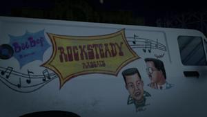Bebop And Rocksteady Van