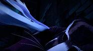 Serpent Karai Touching Splinter
