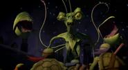 Snakeweed vs Turtles