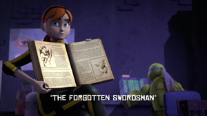 The Forgotten Swordsman Title Scene