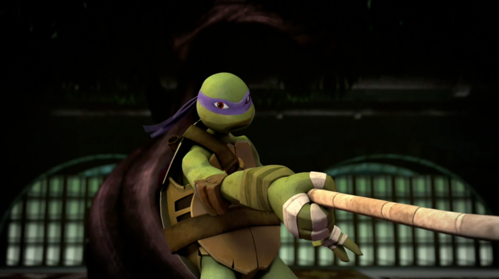 Donatello Teenage Mutant Ninja Turtles 2012 Wiki