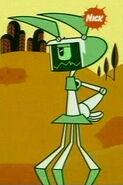 Teenage Robot XJ-6