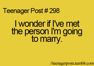 Teenager Post 298