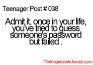 Teenager Post 038