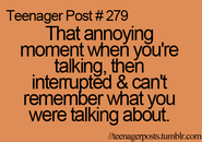 Teenager Post 279