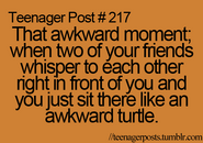Teenager Post 217