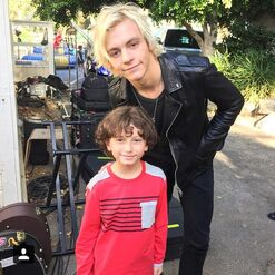 August Maturo and Ross Lynch