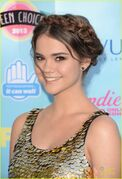 Teen Choice Awards 2013 Maia (1)