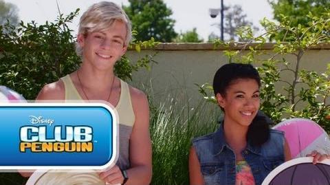 Club Penguin Teen Beach Movie Summer Jam Announcement