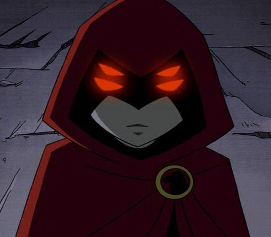 Red Raven Character Teen Titans Wiki Fandom Powered