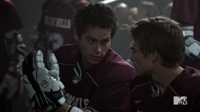 Datei:Teen Wolf Season 4 Episode 11 A Promise to the Dead Stiles pep talk.png