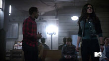 Khylin-Rhambo-Victoria-Moroles-Mason-Hayden-in-Wild-Hunt-Teen-Wolf-Season-6-Episode-10-Riders-on-the-Storm