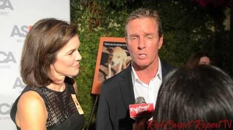 Susan Walters & Linden Ashby at the 2014 ASPCA Compassion Awards