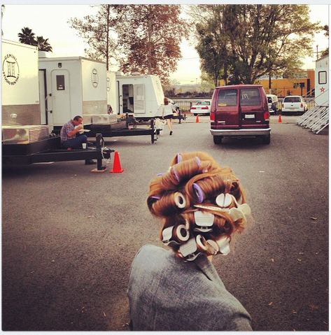 File:Teen Wolf Behind the Scenes Holland Roden Head Curlers.png