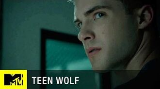 'Liam's Threatening Message to Theo' Official Sneak Peek Teen Wolf (Season 6) MTV