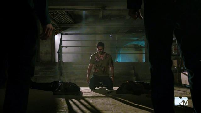File:Teen Wolf Season 3 Episode 3 Tyler Hoechlin Derek Hale School Boiler Room post fight.png