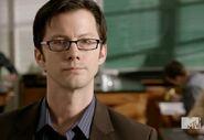 Teen Wolf Season 1 Adam Fristoe Professor Adrian Harris