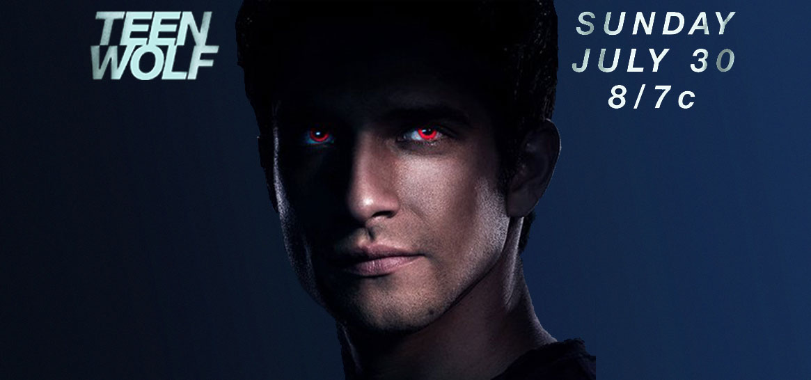 Teen-Wolf-MTV-promo-art-Scott-McCall-With-Red-Eyes-Season-6B-logo