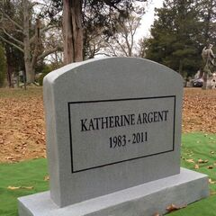 Kate's Grave