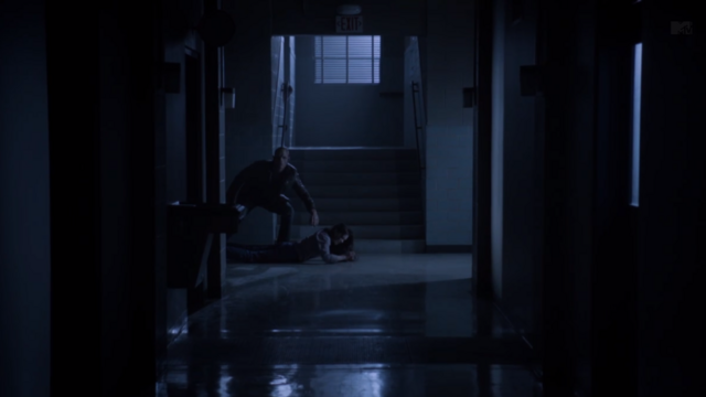 File:Teen Wolf Season 3 Episode 8 Visionary Madison McLaughlin Brian Patrick Wade Paige and Ennis.png