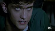 Teen Wolf Season 4 Episode 5 IED Brett is a werewolf