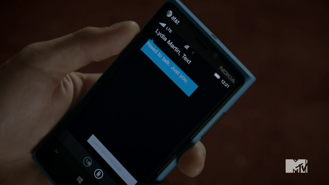 File:Teen Wolf Season 3 Episode 6 Motel California Stiles' Phone text from Lydia.png
