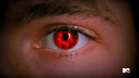 Teen Wolf News Quick Click Canon Werewolf Eyes Explained