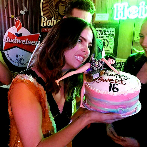 Dylan O Brien Birthday Cake