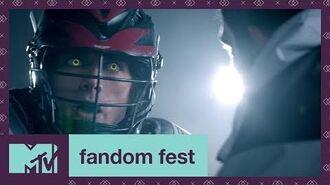 'Supernatural Lacrosse' Teen Wolf EXCLUSIVE Sneak Peek Fandom Fest 2017 MTV