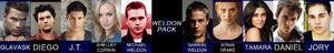Weldon Pack spread