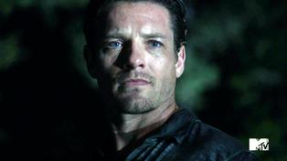 Peter Hale Werewolf Badass