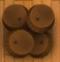Stack ofMoldy Barrels