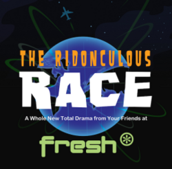 Drama Presents- The Ridonculous Race