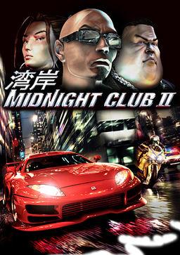 256px-Midnight Club II Coverart