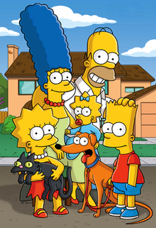 220px-Simpsons FamilyPicture