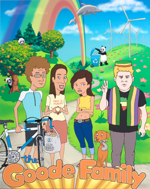 The Goode Family cast