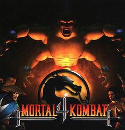 255px-Mortal Kombat 4 cover