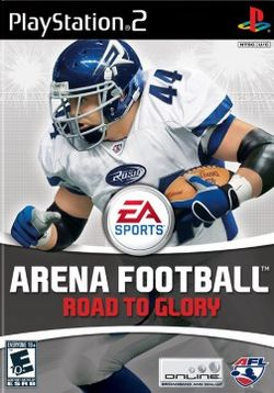 250px-Arena Football Road to Glory cover
