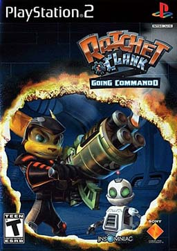 Ratchet and clank gc image