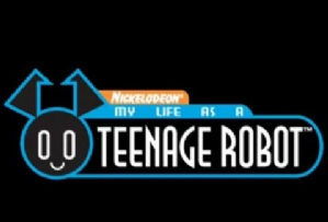 My Life as a Teenage Robot Title Card