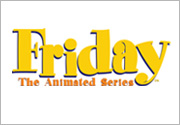 Friday the Animated Series Logo