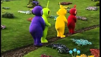 Teletubbies Dragonflies(China)